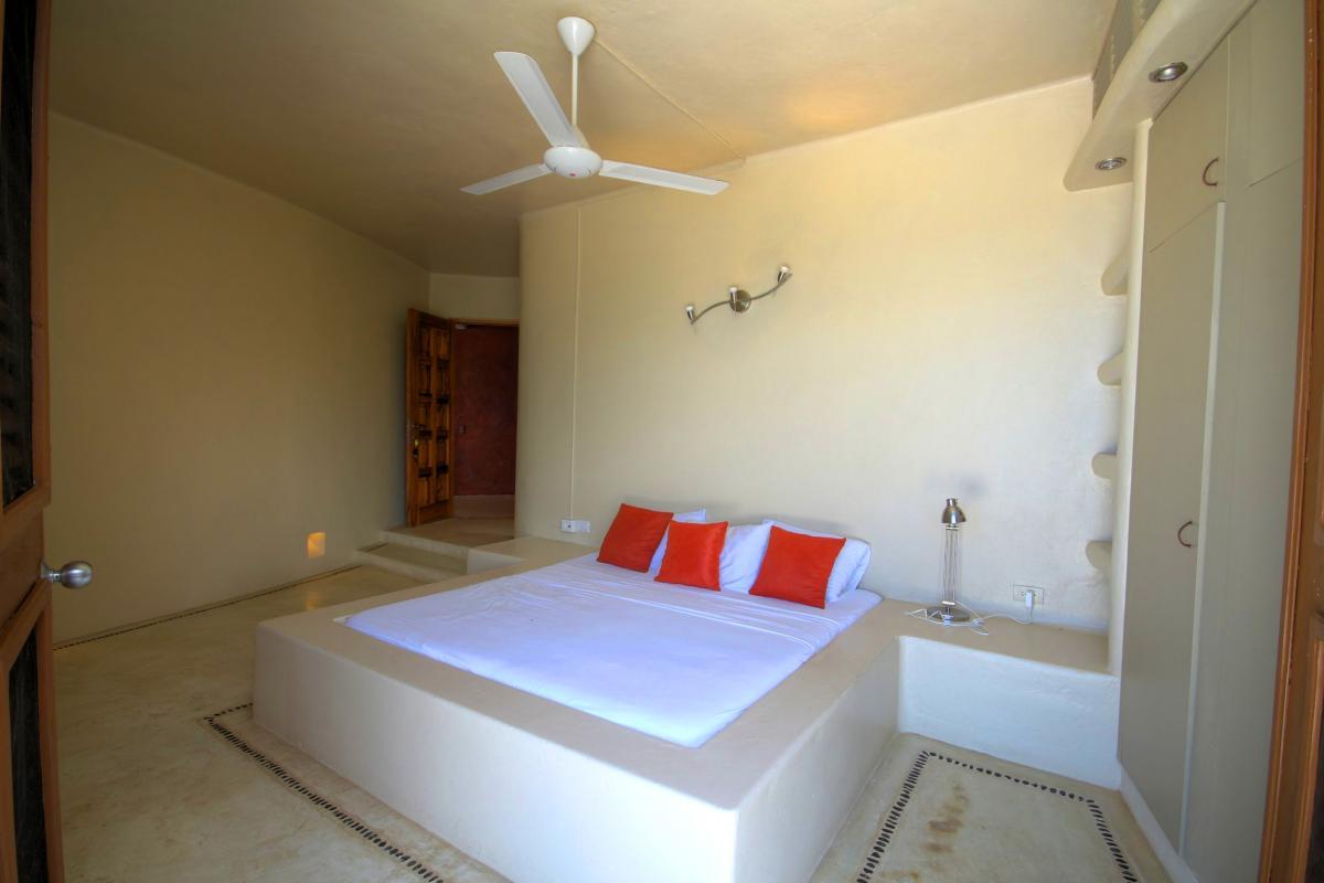 DOLT49 Villa luxe piscine et vue mer panoramique chambre 2 étage