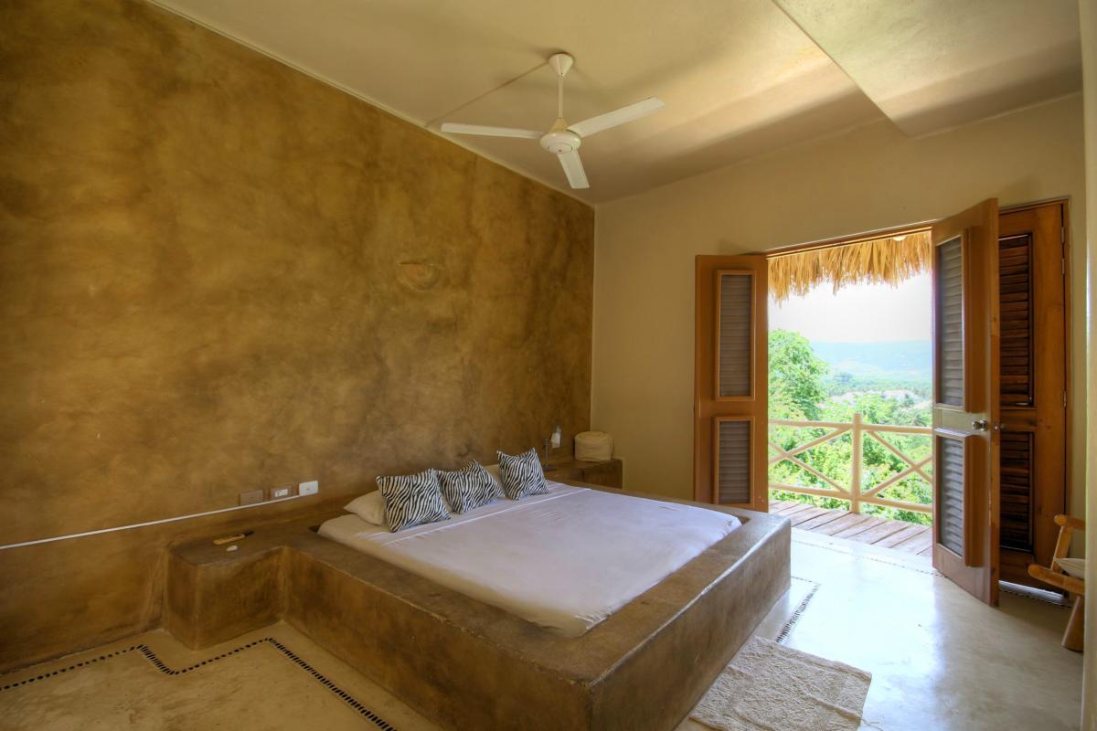 DOLT49 Villa luxe piscine et vue mer panoramique chambre 2 rc
