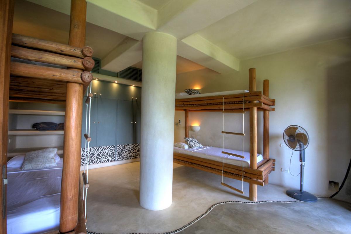 DOLT49 Villa luxe piscine et vue mer panoramique chambre 3 rc