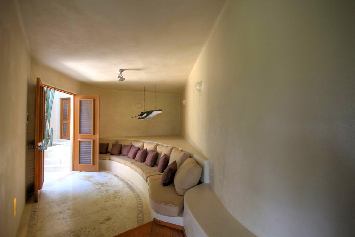 DOLT49 Villa luxe piscine et vue mer panoramique chambre parentale RC salon