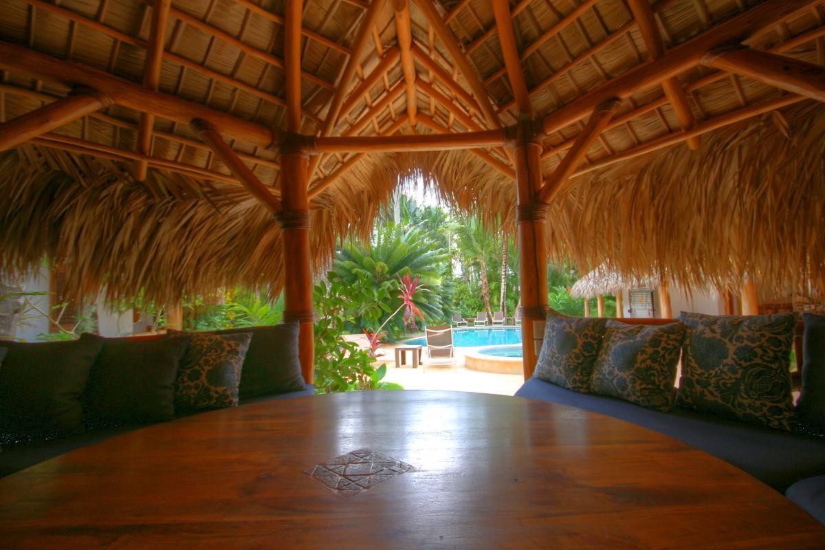 DOLT53 - Villa Casa Coco Playa Coson Las Terrenas carbet