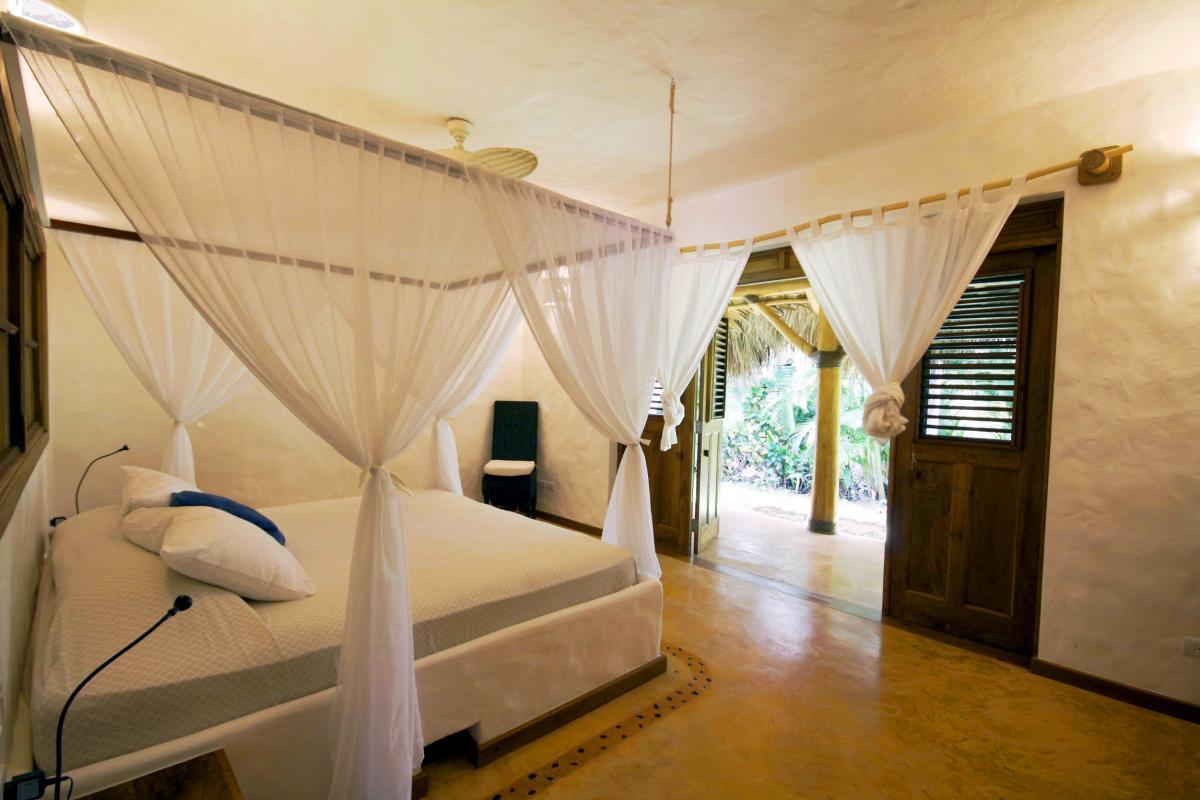 DOLT53 - Villa Casa Coco Playa Coson Las Terrenas ch2 rc