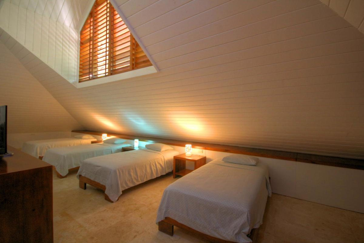 DOLT53 - Villa Casa Coco Playa Coson Las Terrenas ch4 etage