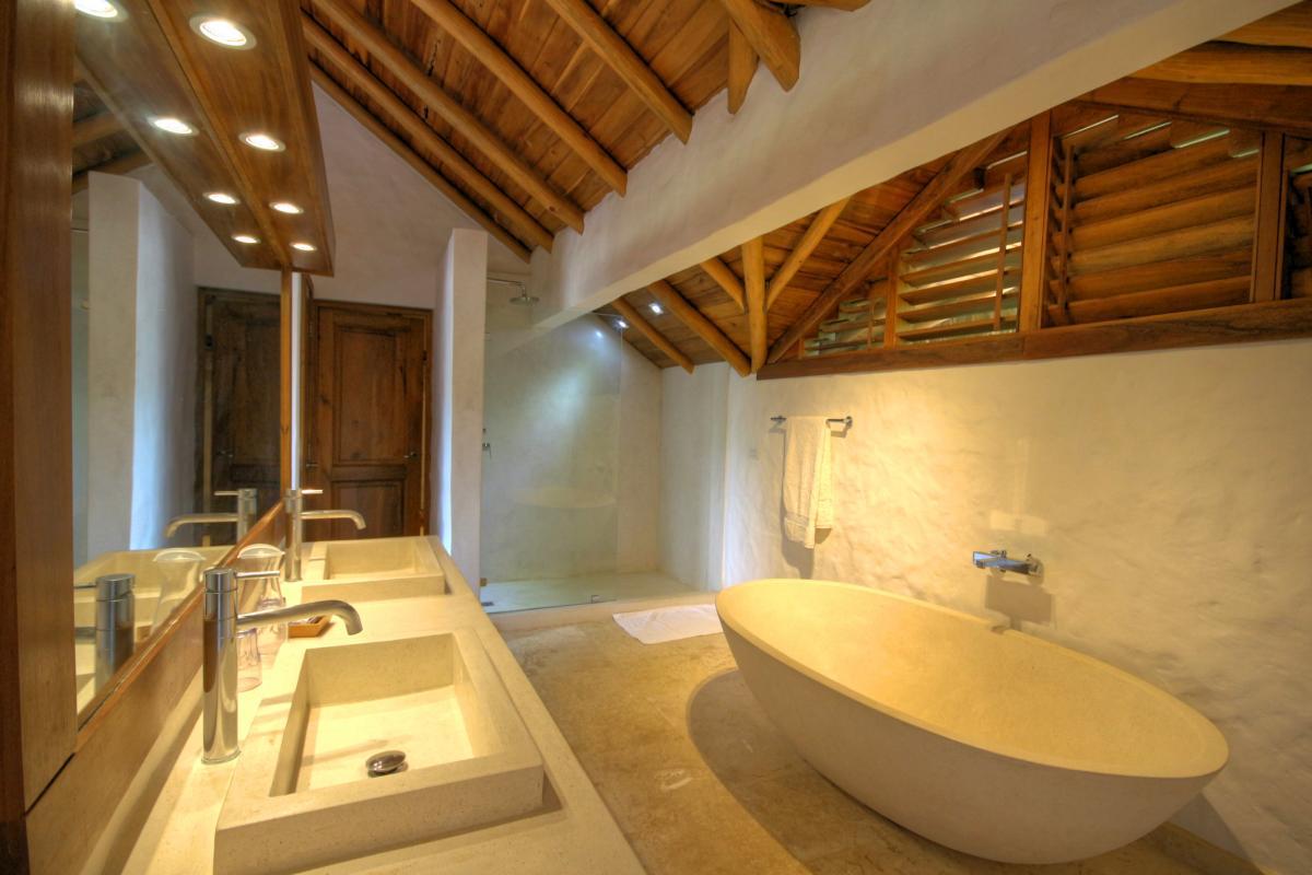 DOLT53 - Villa Casa Coco Playa Coson Las Terrenas sdd ch3 etage