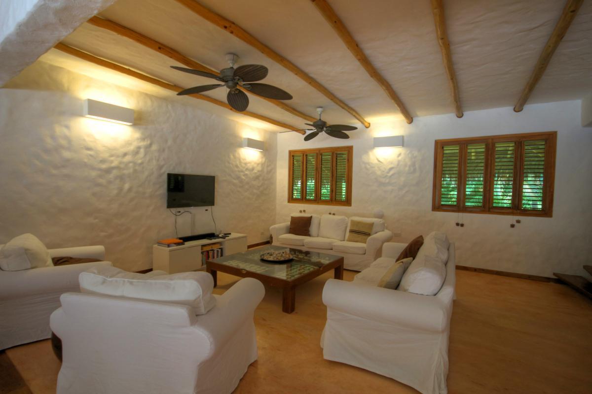 DOLT53 - Villa Casa Coco Playa Coson Las Terrenas séjour