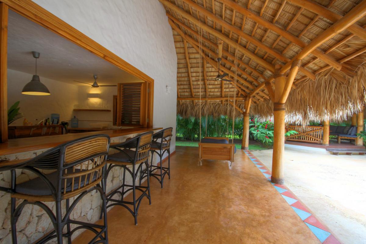 DOLT53 - Villa Casa Coco Playa Coson Las Terrenas