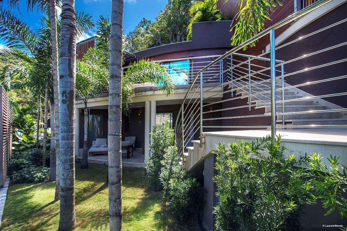 Location villa Camaruche - L'extérieur de la villa