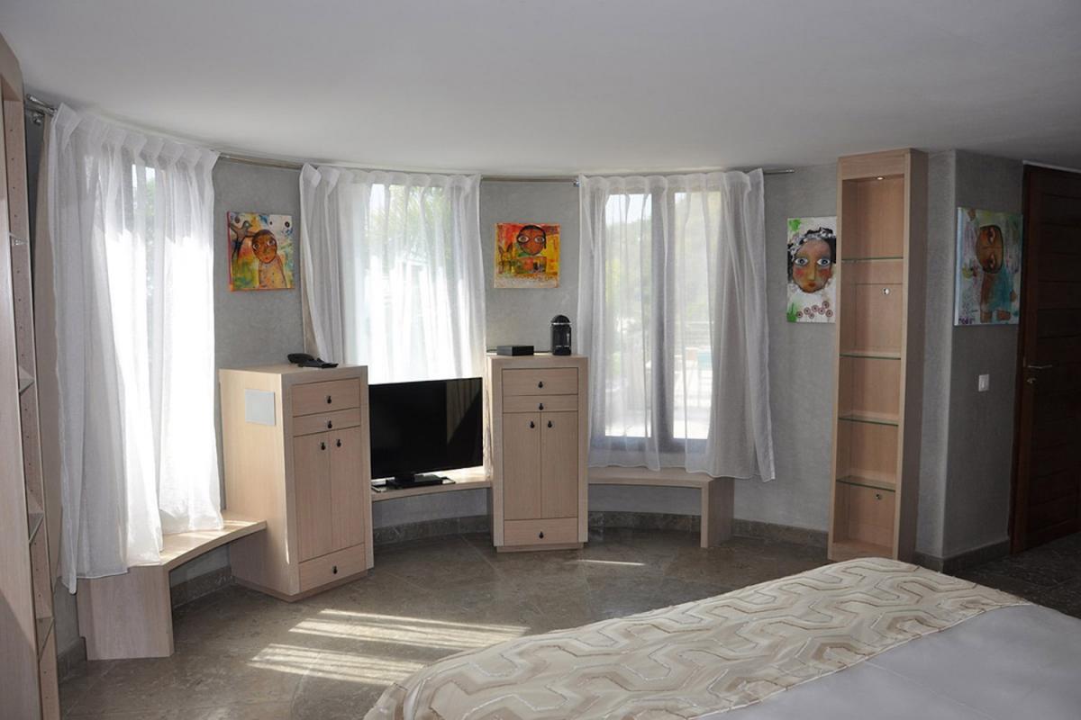 Location villa Camaruche - La chambre 4