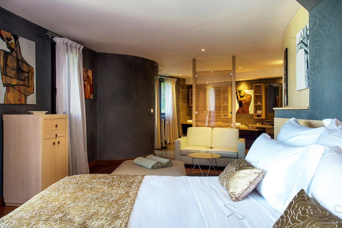 Location villa Camaruche - La chambre 5