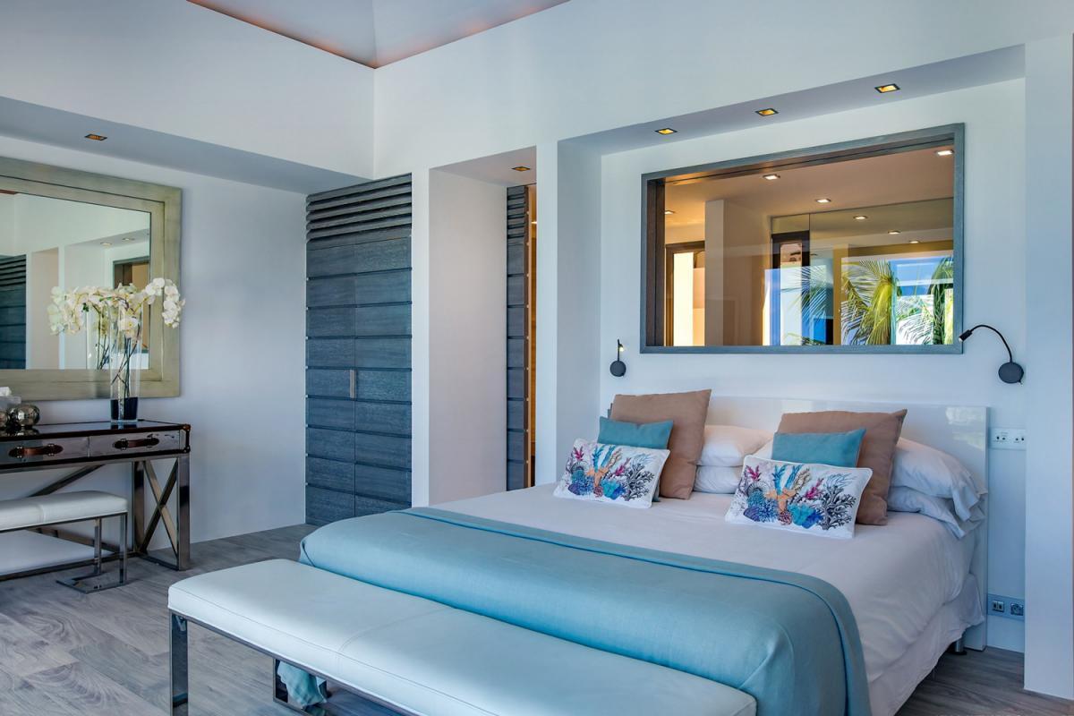 Location villa Camaruche - La chambre 1