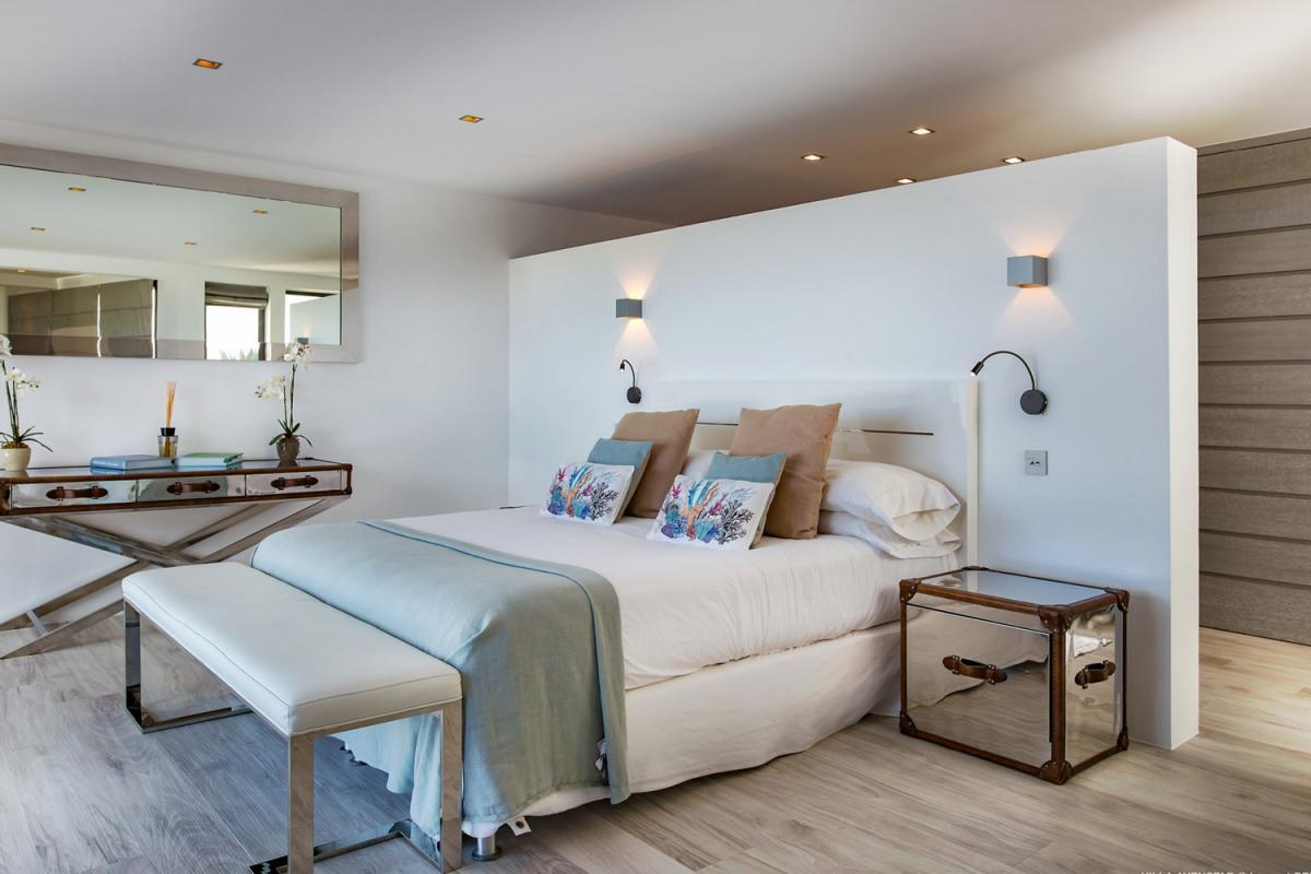 Location villa Camaruche - La chambre 2
