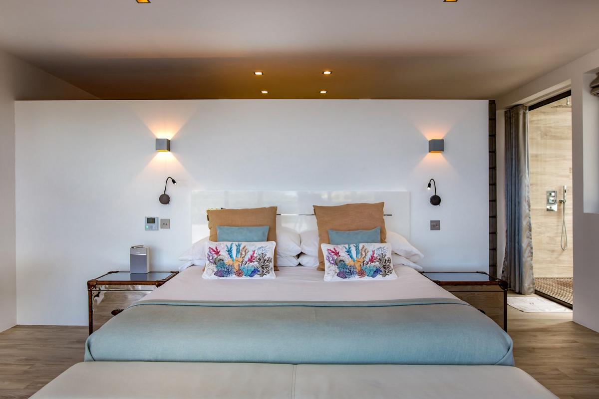 Location villa Camaruche - La chambre 3