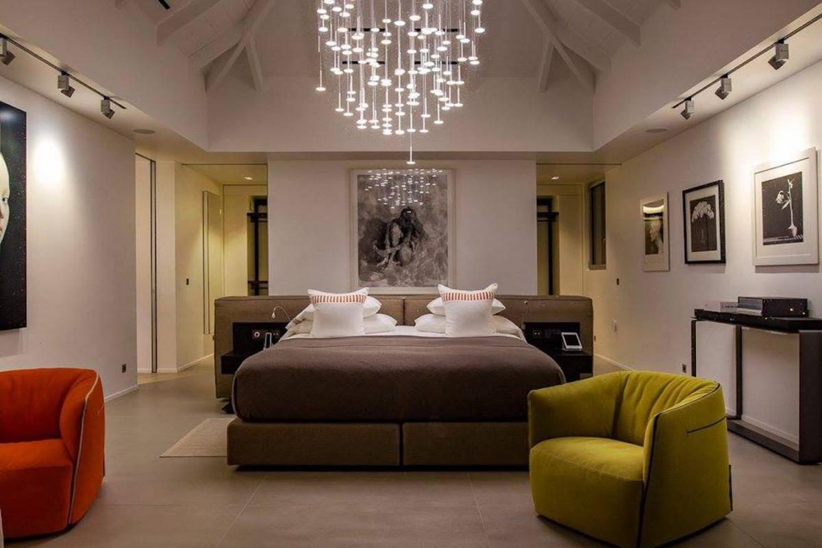 Location villa Corossol - La chambre 2