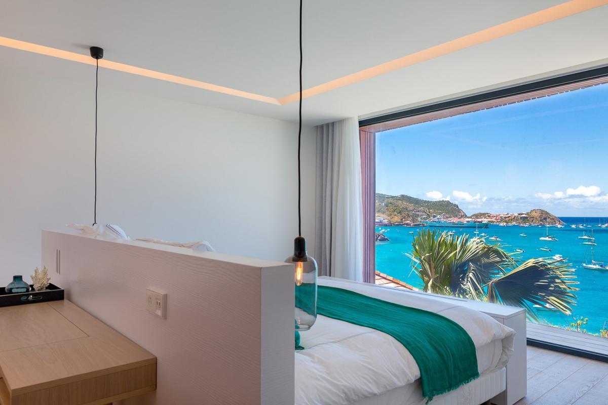 Location villa Corossol - La chambre 3