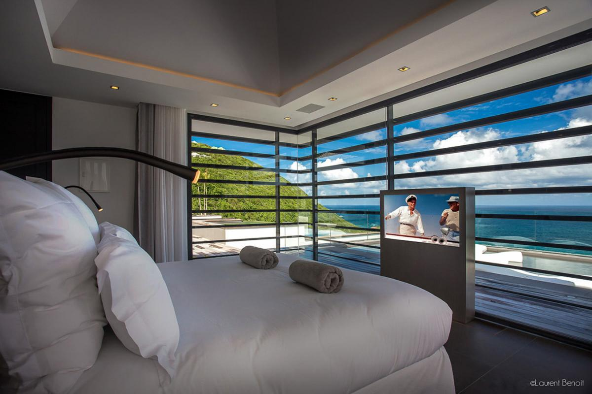 Location villa Flamands - La chambre 2