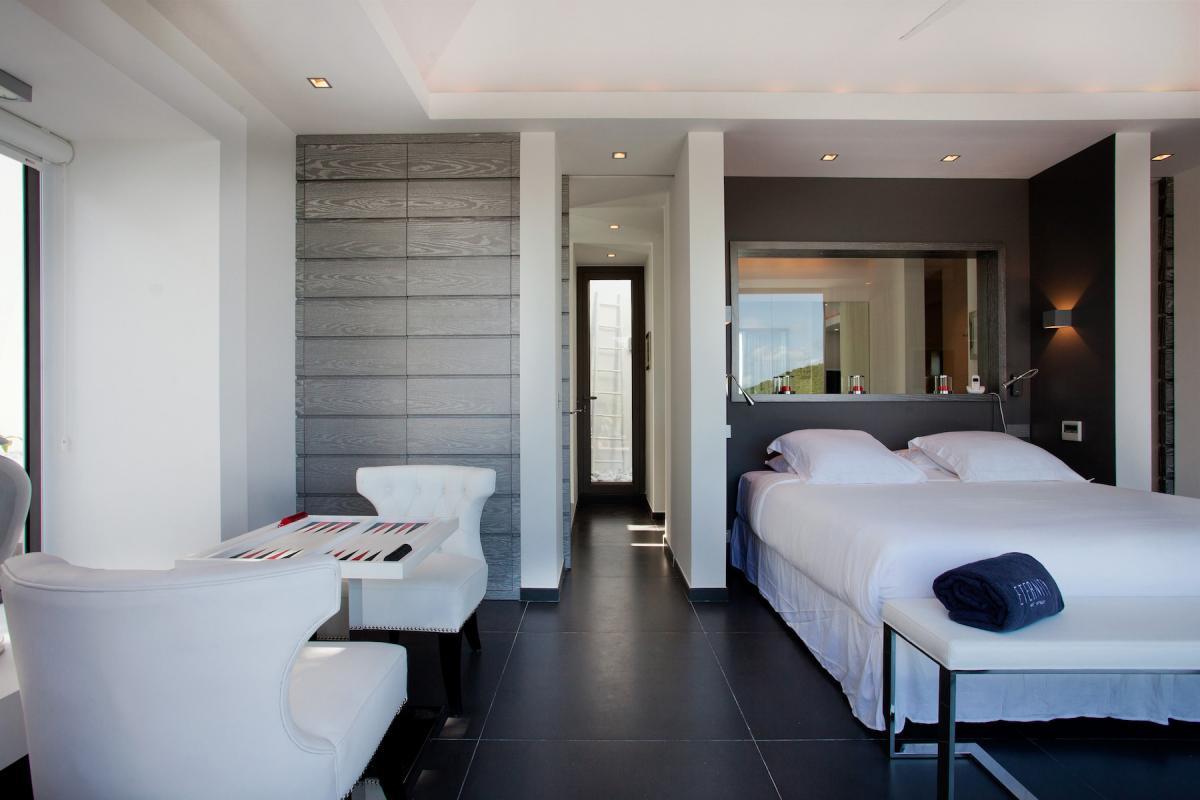 Location villa Flamands - La chambre 1