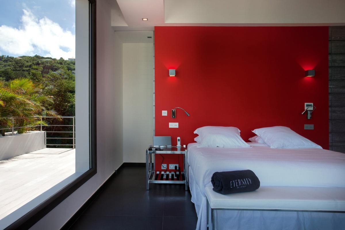 Location villa Flamands - La chambre 3