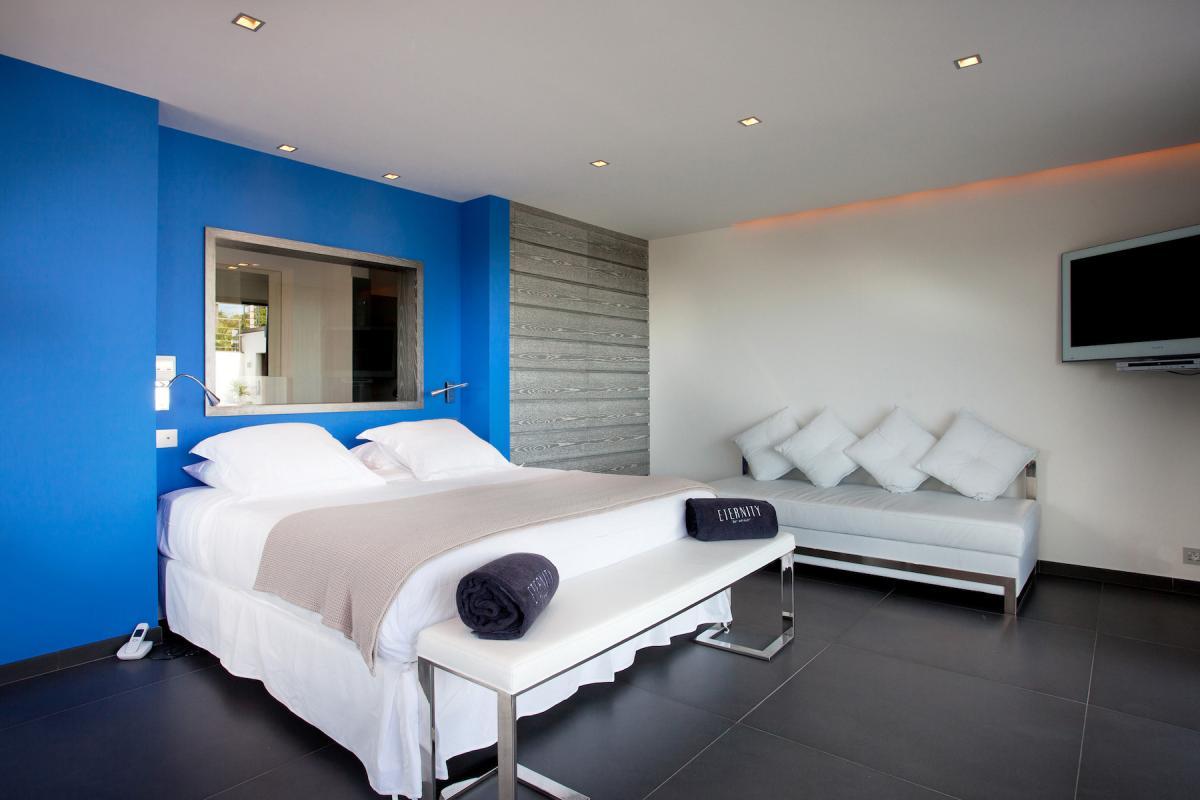 Location villa Flamands - La chambre 5