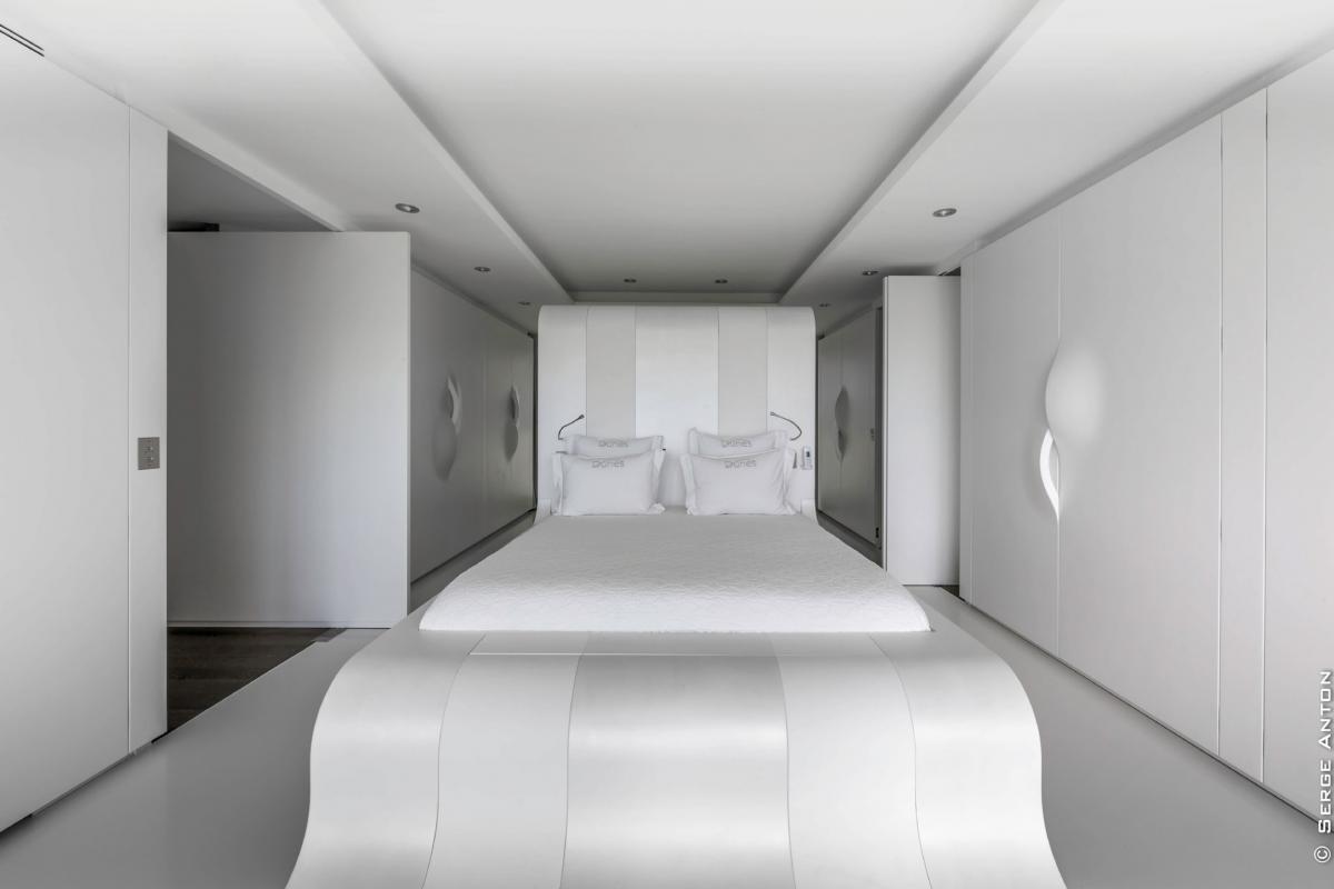 Location villa Saline - La chambre 1