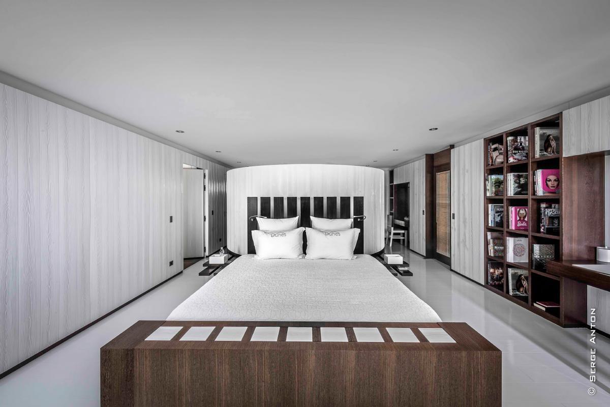Location villa Saline - La chambre 2