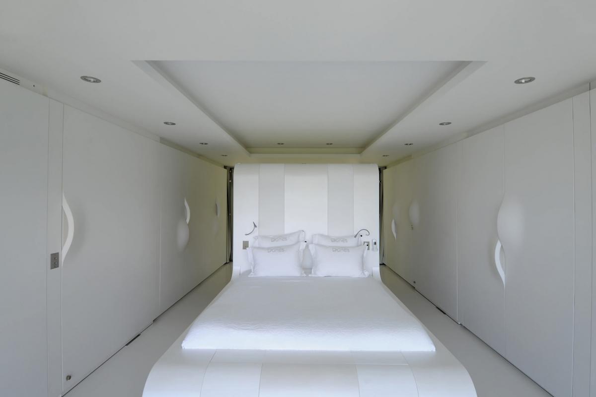 Location villa Saline - La chambre 3