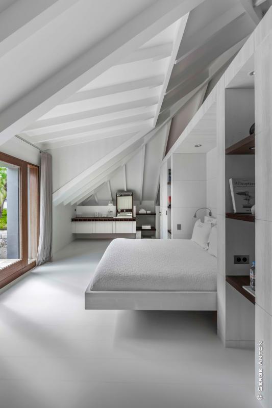 Location villa Saline - La chambre 4