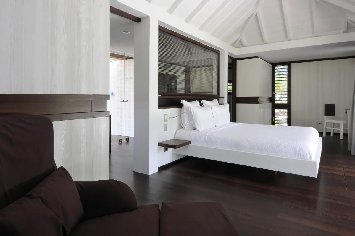 Location villa Saline - La chambre 5