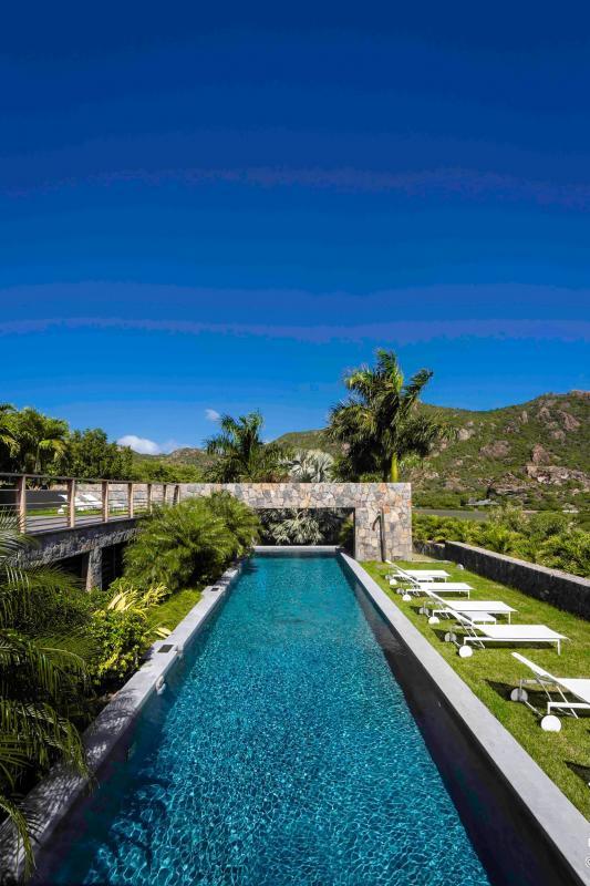 Location villa Saline - La piscine 2