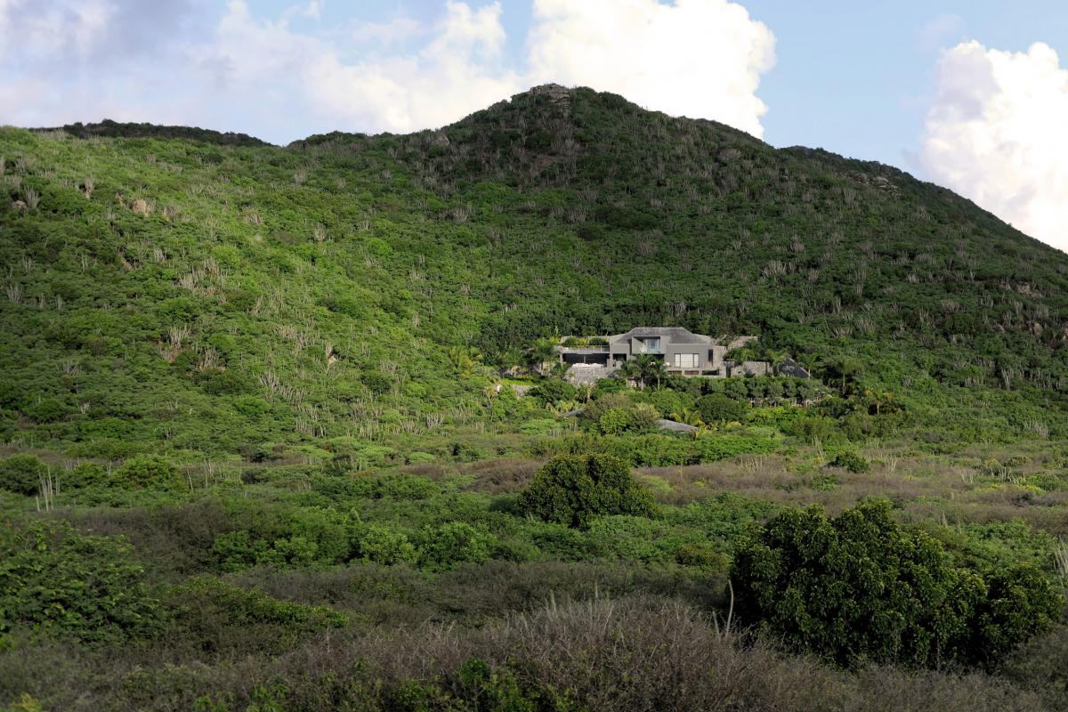 Location villa Saline - La villa