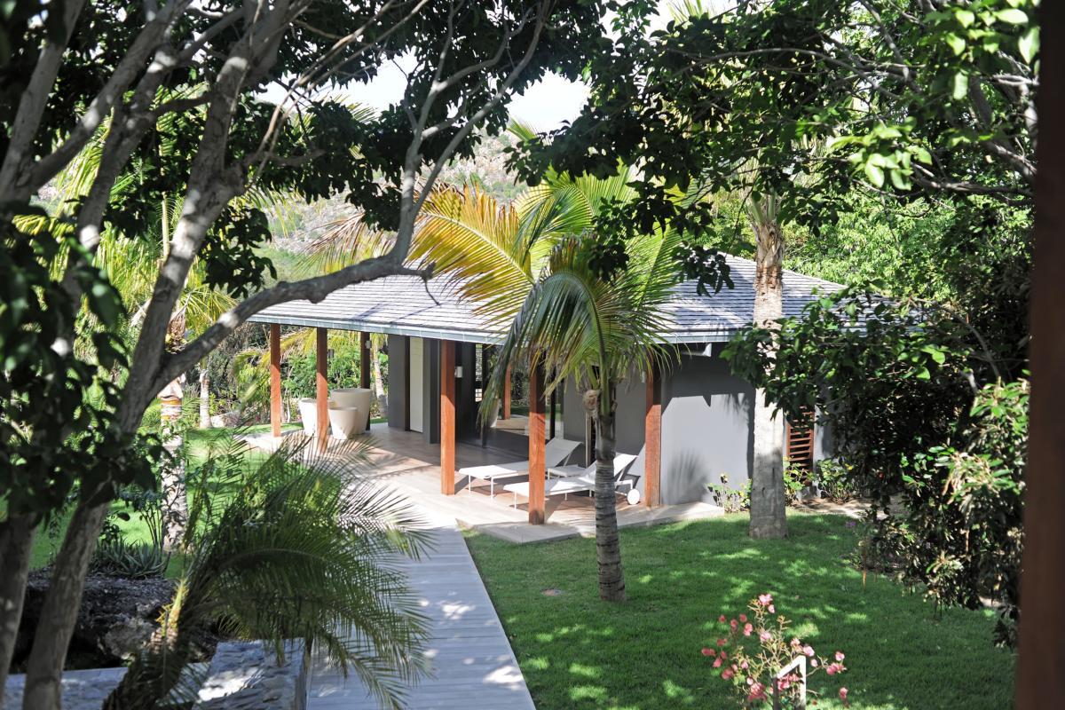 Location villa Saline - Le bungalow