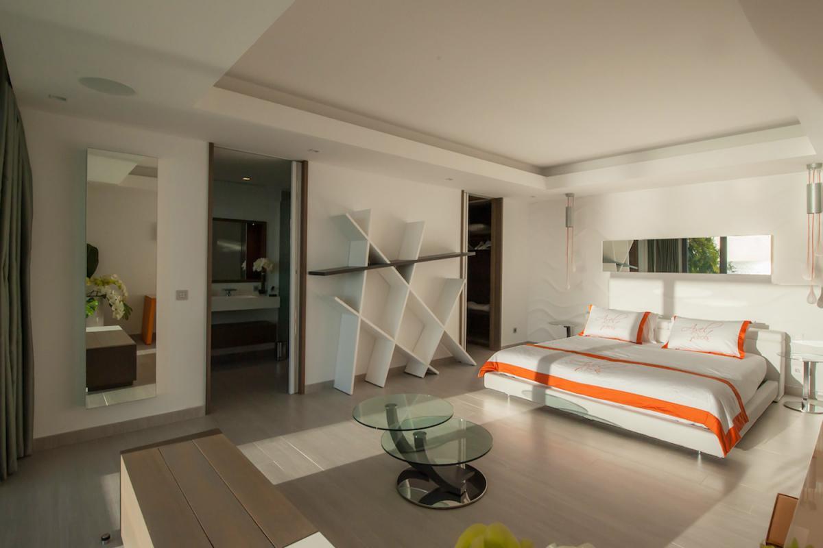 Location villa Gustavia - La chambre 2