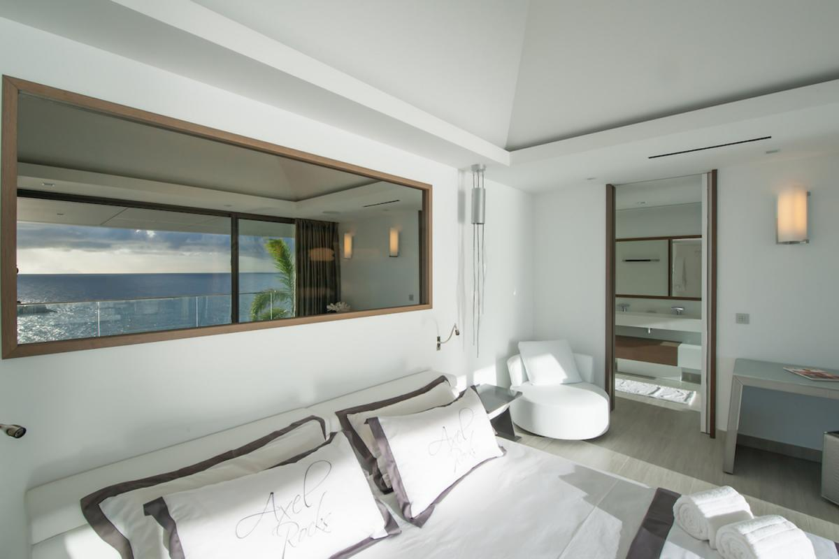 Location villa Gustavia - La Suite