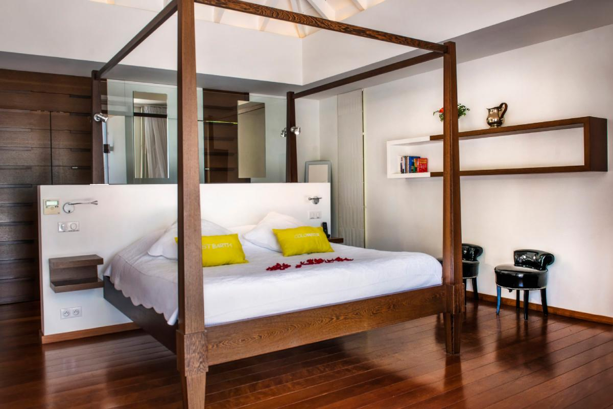 Location villa Lorient - La chambre 2
