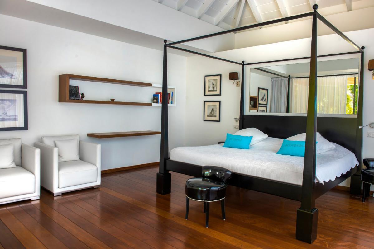 Location villa Lorient - La chambre 3