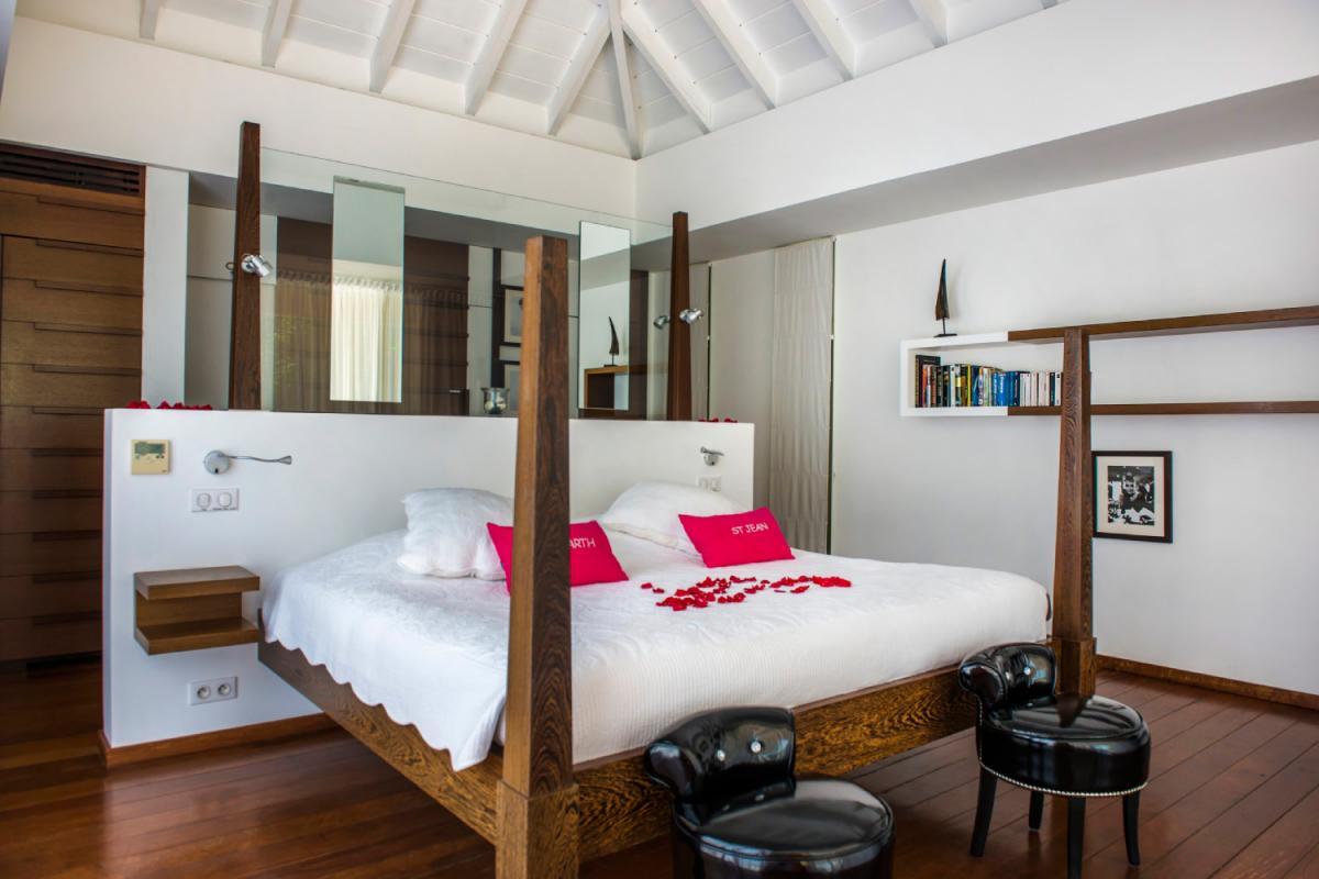 Location villa Lorient - La chambre 4