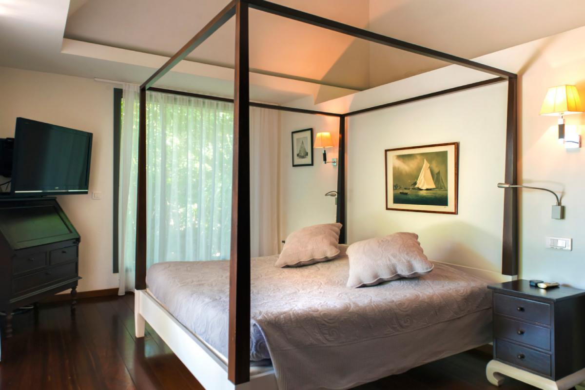 Location villa Lorient - La chambre 5