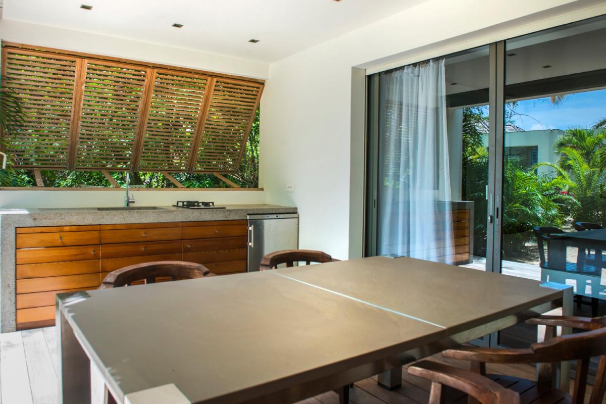 Location villa Lorient - La cuisine de la chambre 5