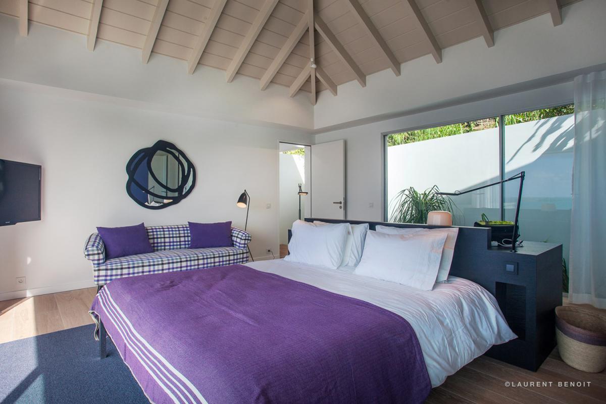 Location villa Saint-Jean - La chambre 1
