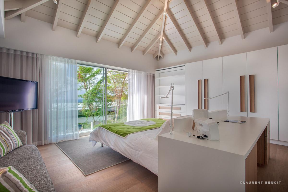 Location villa Saint-Jean - La chambre 2