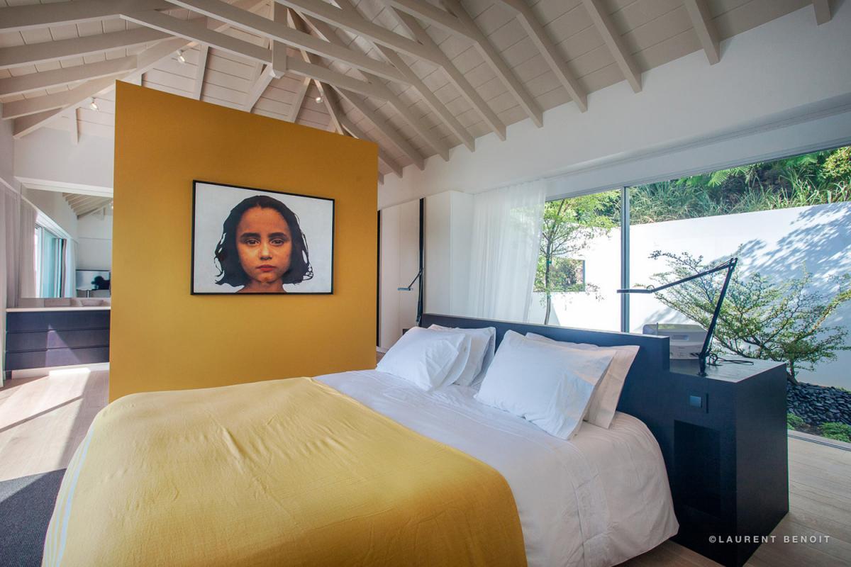 Location villa Saint-Jean - La chambre 3