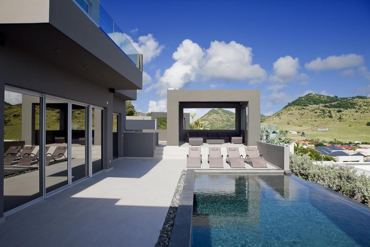 Villa Emvie - La piscine
