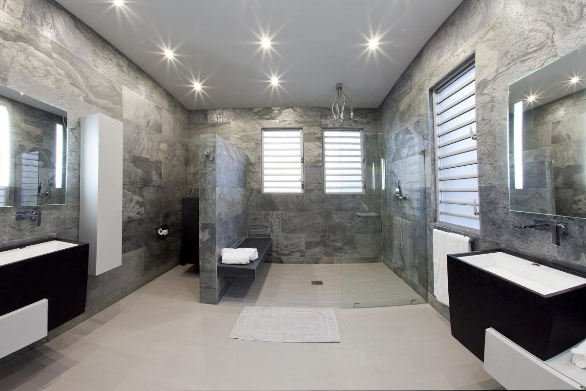 Villa Emvie - Salle eau Ch 2