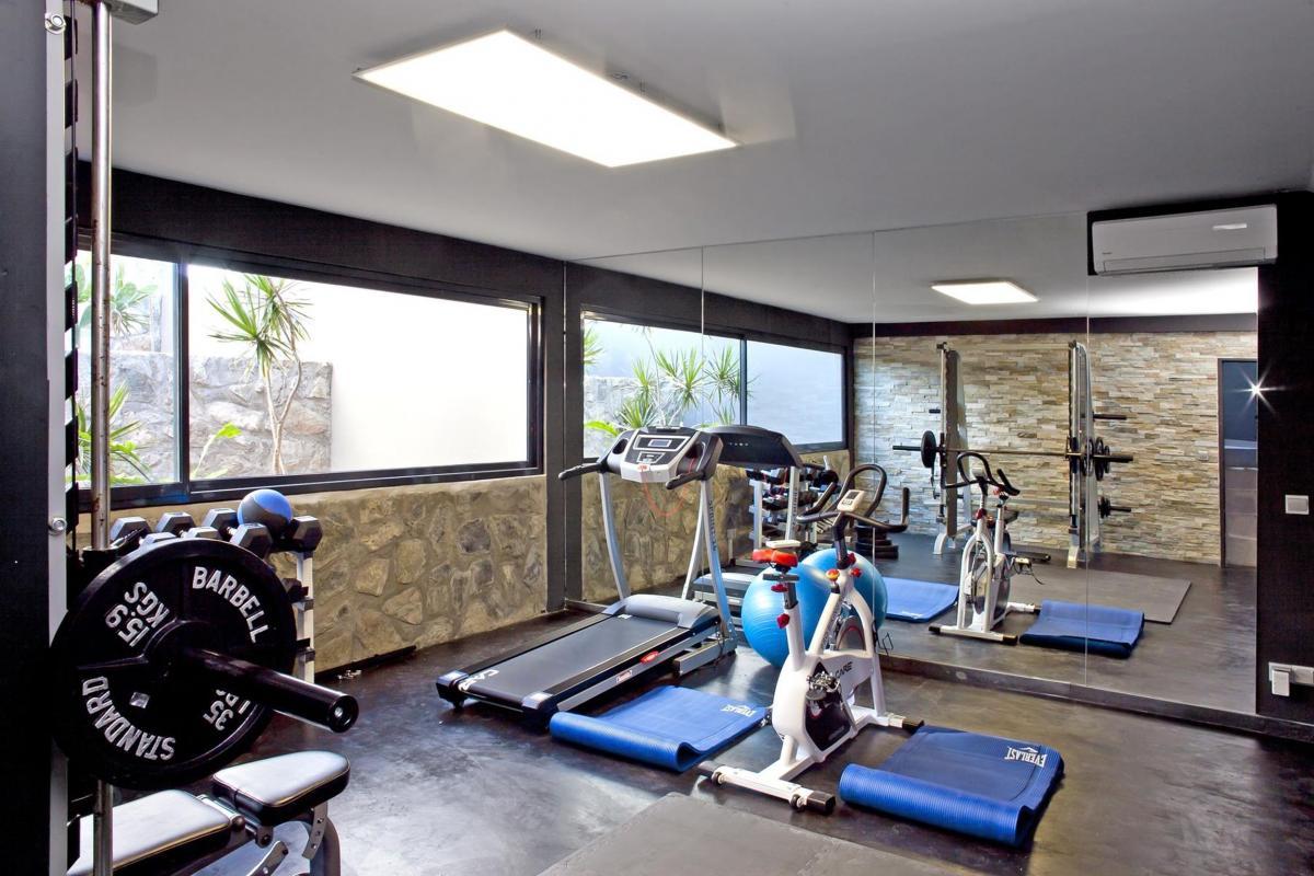 Villa Emvie - Salle fitness