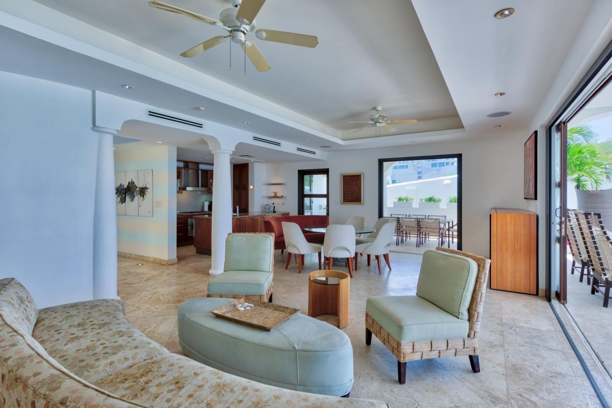Villa Bahari -  Espace séjour