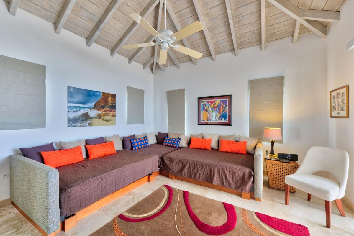Villa Bahari -  La chambre 3