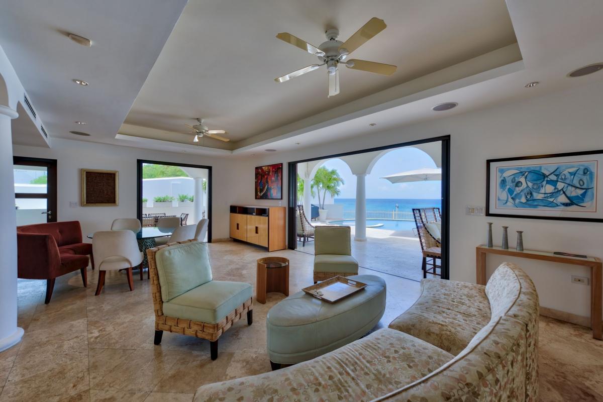 Villa Bahari -  Le séjour