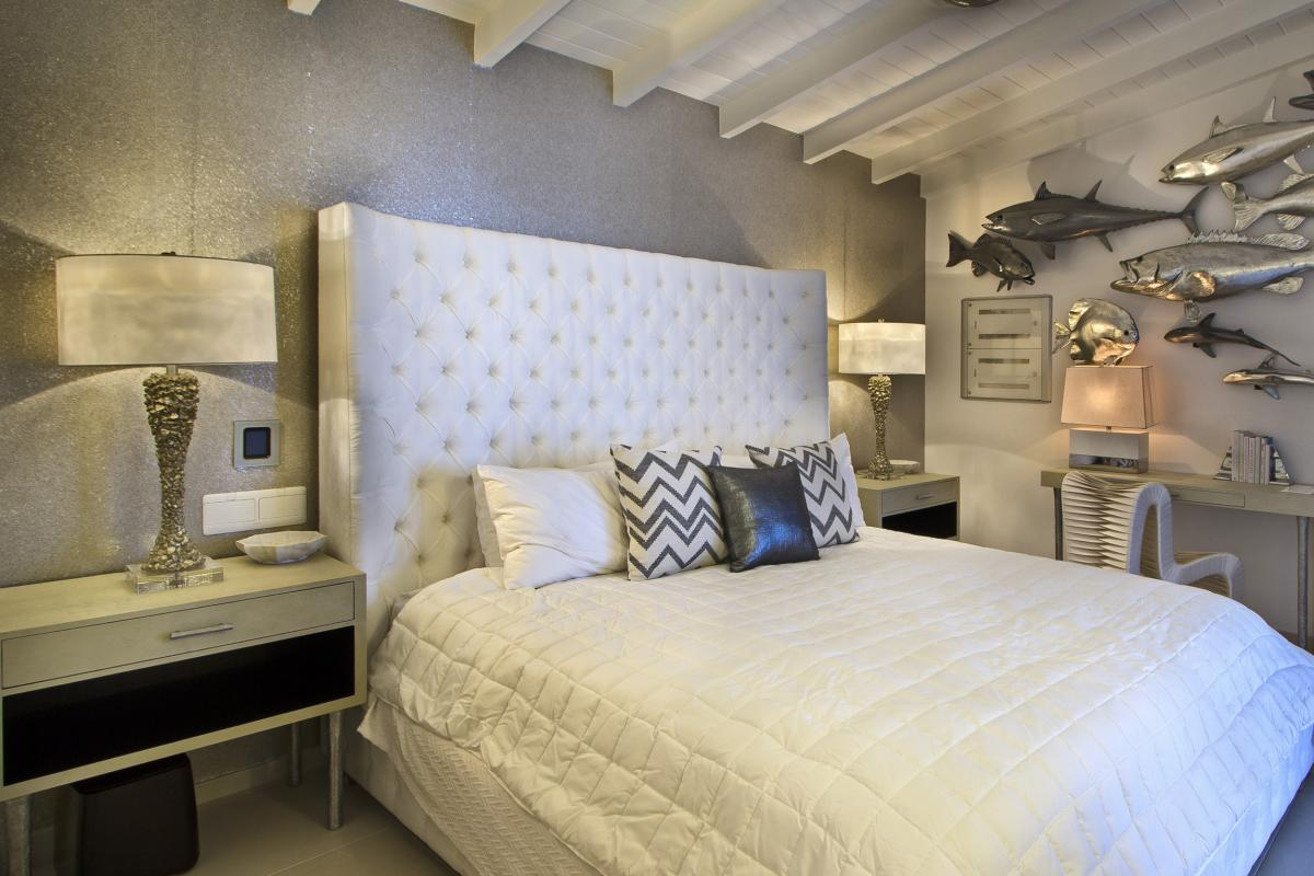 Location villa de luxe Saint Martin, Terres Basses  - Chambre 4
