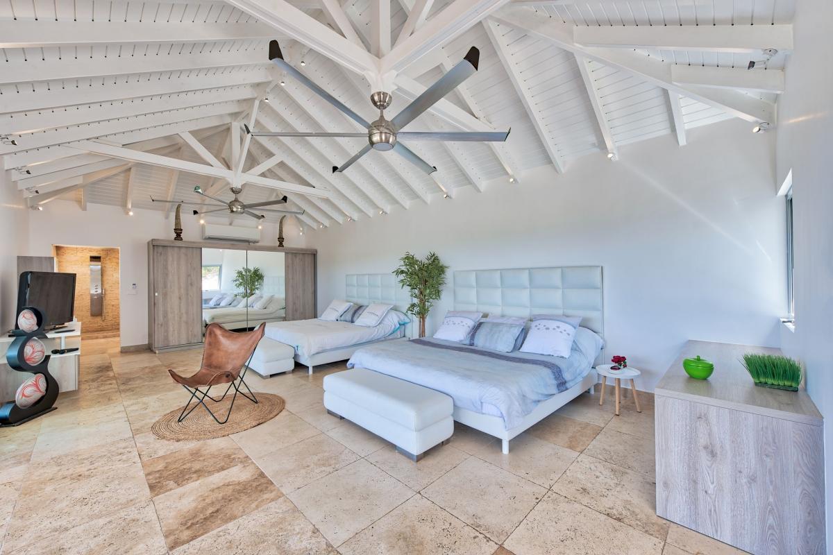 Villa Grande Azure -  La chambre 5