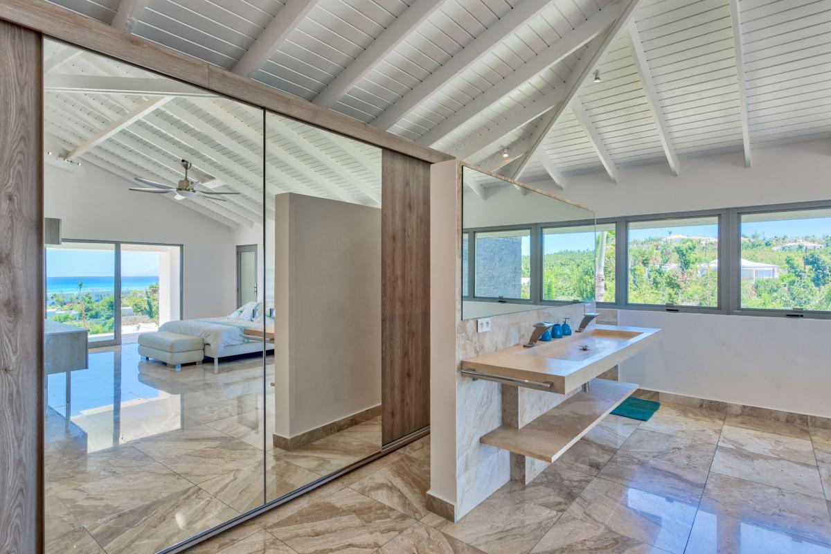 Villa Grande Azure - salle eau Ch 3