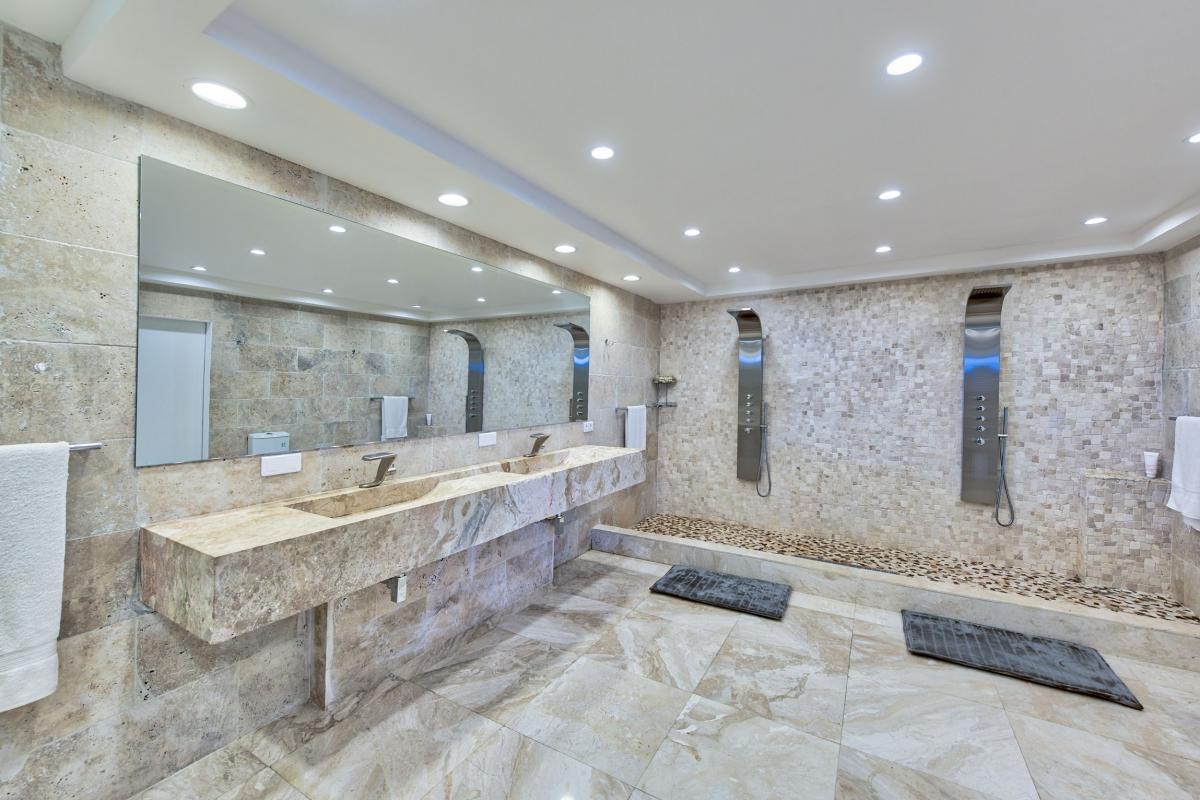 Villa Grande Azure -  Salle eau Ch 4